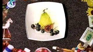 Декупаж. Декорируем поднос и тарелку, используя трехслойные бумажные салфетки. Мастер класс(, 2014-01-15T17:15:44.000Z)
