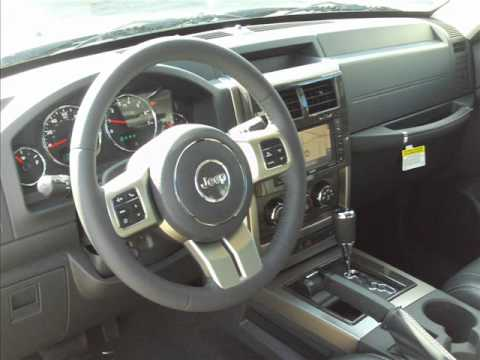 2011 Jeep Liberty Jet Packages   Naperville Jeep Dodge