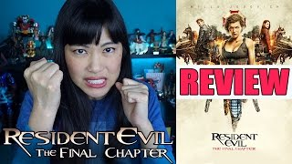 Resident Evil: The Final Chapter | Movie Review (Mild Spoiler)