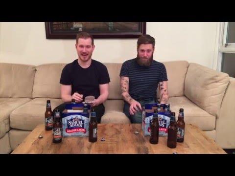 Beer Me Episode 19 - Samuel Adams