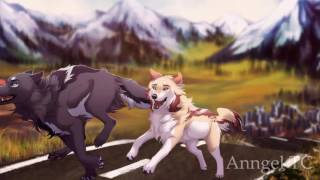 Anime Wolves - Wild Things