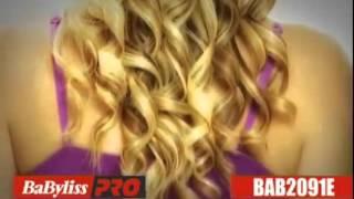 Профессиональные щипцы для волос с турмалиновым покрытием