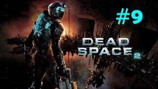 """""""Dead Space 2"""", HD walkthrough (Hardcore), Chapter 9"""