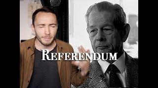 Regele Mihai - Referendumul pentru familie
