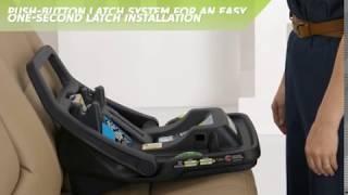 Baby Jogger RAPIDLOCK Infant Car Seat Base