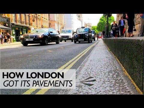 How London Got Its Pavements