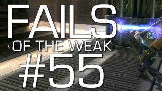 Fails of the Weak: Ep. 55 - Funny Halo 4 Bloopers and Screw Ups!   Rooster Teeth