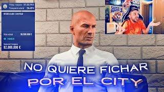 ESTE JUGADOR NO QUIERE FICHAR POR EL CITY... MODO CARRERA EPISODIO 17