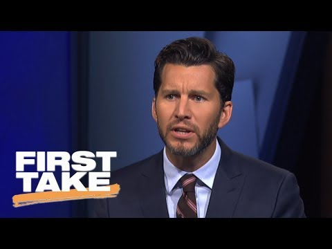 Will Cain 'Surprised' By NFL Suspension Of Ezekiel Elliott | First Take | ESPN