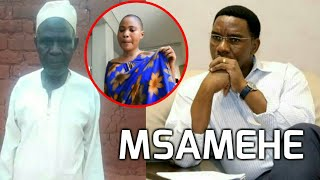 BABA AMBER RUTTY AMUOMBEA MWANAE MSAMAHA KWA MAKONDA