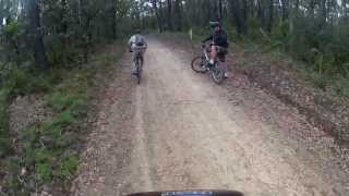 Motorized Mountain Bike- In Aussie Bush - Part 2