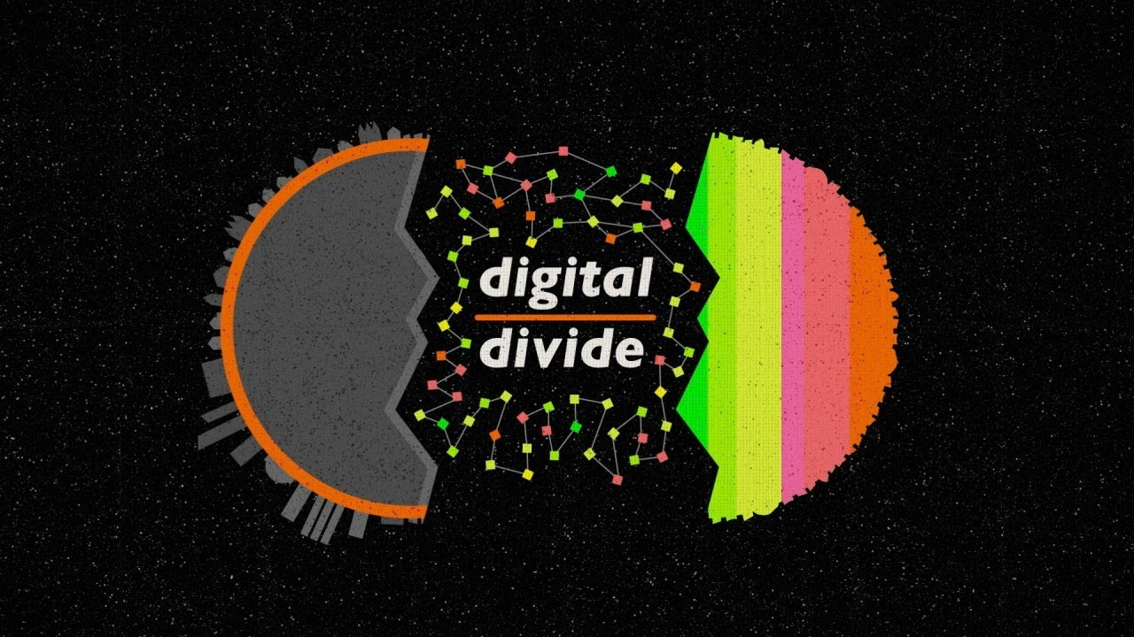 Digital divide essay
