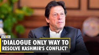 Pak PM's obsession with Kashmir continues | Imran Khan's raises Kashmir In Sri Lanka | English News