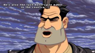 Full Throttle Remastered - No Commentary