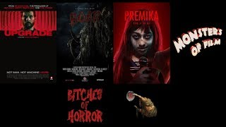 Bitches of Horror - Monsters of Horror 2018!!