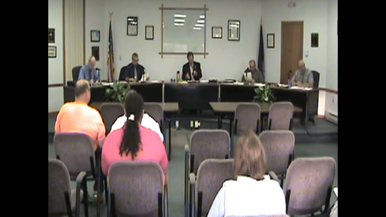 Rouses Point Village Board Meeting  5-16-16
