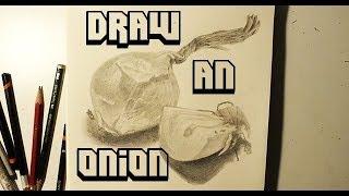 7# ► DRAW AN ONION