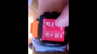 Intex Irist WatchPhone - Smartwatch