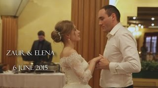 Заур и Елена   Свадебный банкет (6 июня 2015)