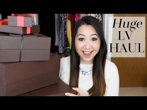 HUGE Louis Vuitton Haul incl. New Releases!!