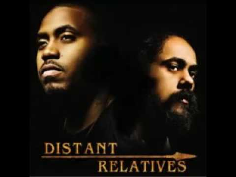 Nas ft Damian Marley   Distant Relatives