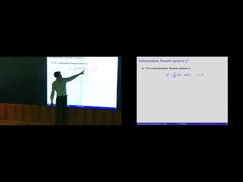 VIX Derivatives In Rough Forward Variance Models By Stefano De Marco