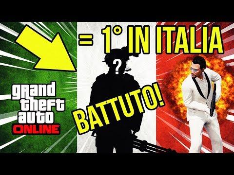 HO BATTUTO IL GIOCATORE PIÙ FORTE D'ITALIA