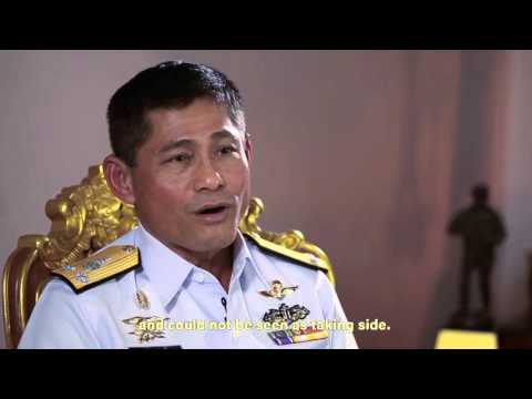 Rear Admiral Pinyo Tolieng