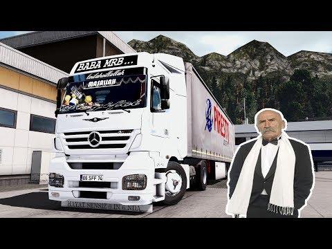 ÇILGIN ŞÖFÖR YOLLARDA   AÇIKLAMALAR   Euro Truck Simulator 2