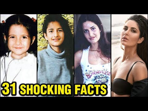 Katrina Kaif 31 SHOCKING UNKNOWN Facts | Boom To Bharat | Happy Birthday Katrina Kaif