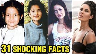 Katrina Kaif 31 SHOCKING UNKNOWN Facts | Boom To Bharat | Happy Birthday Katrina Kaif