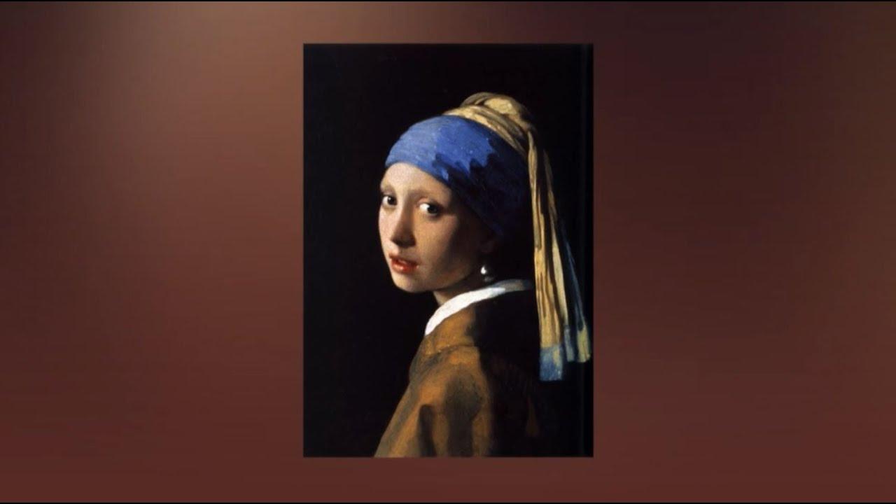 Девушка с жемчужной серёжкой: картина, книга, фильм - YouTube
