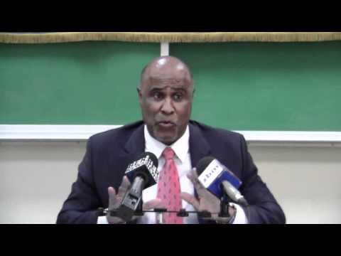BIU President Chris Furbert On Industrial Relations Bermuda Mar 29 2012