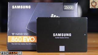 Samsung 860 EVO SSD Review