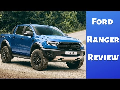 THE NEW 2019 Ford Ranger: Review