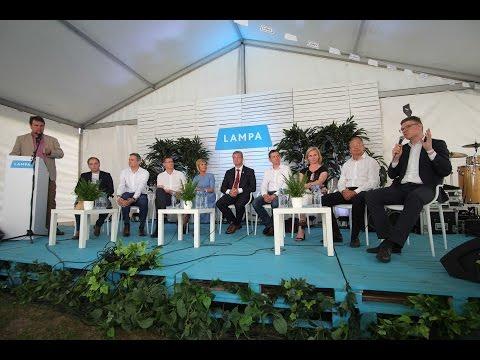LAMPA // Rīgas mēra kandidātu debates