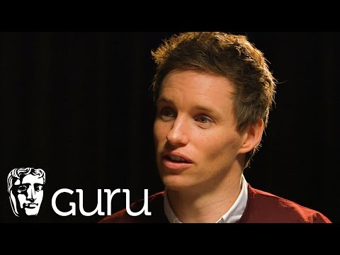 """There's no blueprint...you learn from mistakes"" Eddie Redmayne on Acting"
