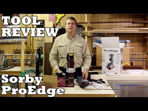 robert sorby pro edge instructions