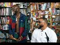 Freddie Gibbs And Madlib: NPR Music Tiny Desk Concert - .@FreddieGibbs .@NPR
