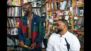Freddie Gibbs And Madlib: NPR Music Tiny Desk Concert