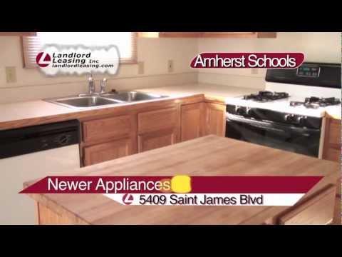 Landlord Leasing | 5409 Saint James Blvd-Lorain | (440) 246 - 6217