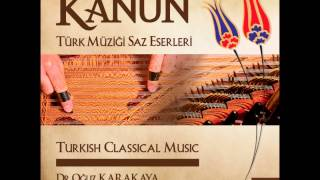 KANUN 1  ACEM KÜRDİ SAZ SEMAİSİ   TURKISH CLASSİCAL MUSİC