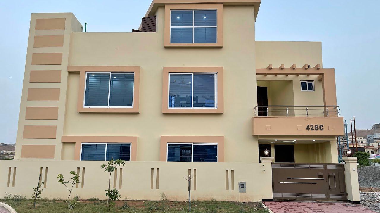 6 Marla House For Sale in Overseas Bahria Town Rawalpindi Islamabad