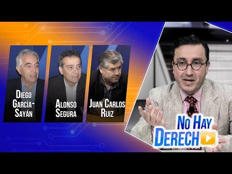 Diego García-Sayán, AlonsoSegura, Juan Carlos Ruiz Conversan Con Glatzer Tuesta - [10-10-2019]