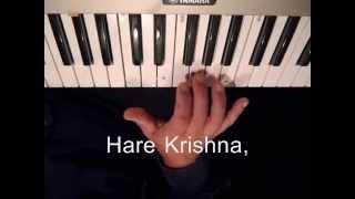 21   Jaya Sri Krsna Caitanya III + Hare Krsna Melody #21