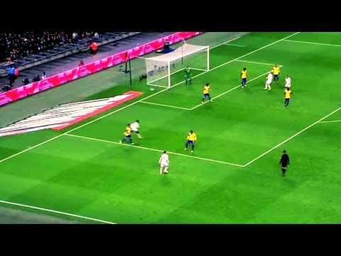 Jack Wilshere vs Brazil