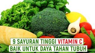 Inilah 9 Sayuran Tinggi Vitamin C | Baik Untuk Daya Tahan Tubuh