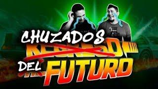 Los CHUZADOS FITNESS del FUTURO[VÍDEO-RESPU3STA]Pico de oro