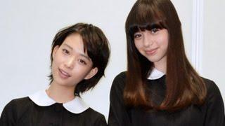関連情報 [動画]貞子、新KADOKAWAホラーヒロインの中条あやみと濃厚キ...