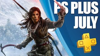 Playstation Plus Monthly Games - July 2020